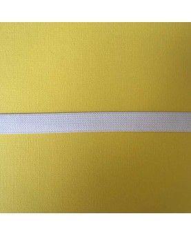Hvid elastik - 1,5 cm