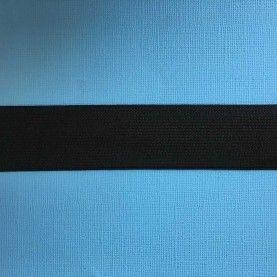 Sort elastik - 3,5cm
