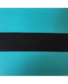 Sort elastik - 4cm
