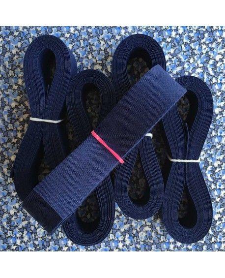 Skråbånd mørkeblå - 3 meter