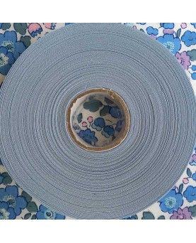 Skråbånd pastel lyseblå - 1 rulle