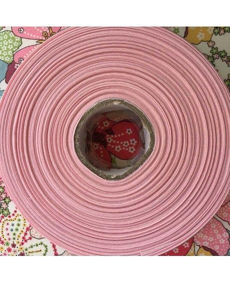 Skråbånd pastel lyserød - 1 rulle