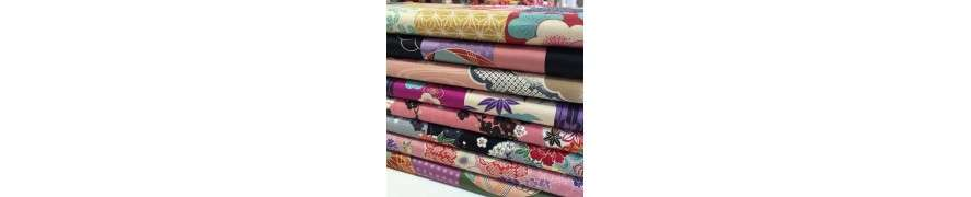 Japanske Kokka stoffer - Stort udvalg af de mange fantastiske mønstre